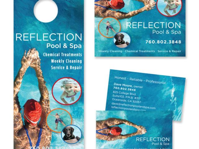 Reflection Pool & Spa