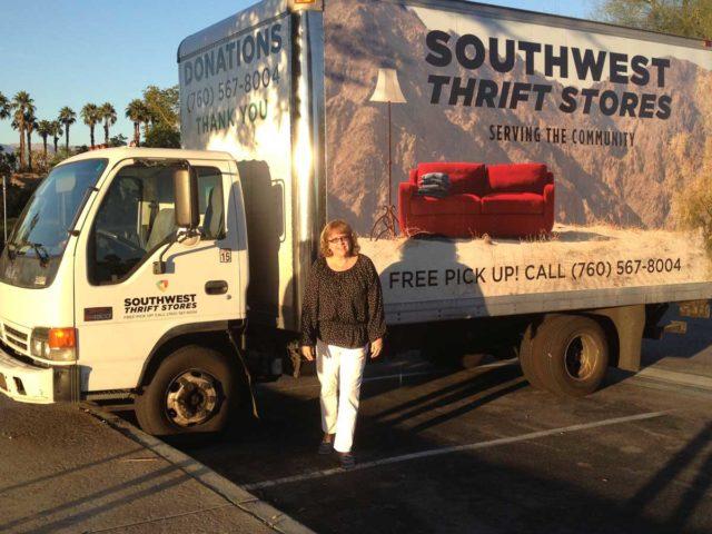 Thrift Store Truck Wrap